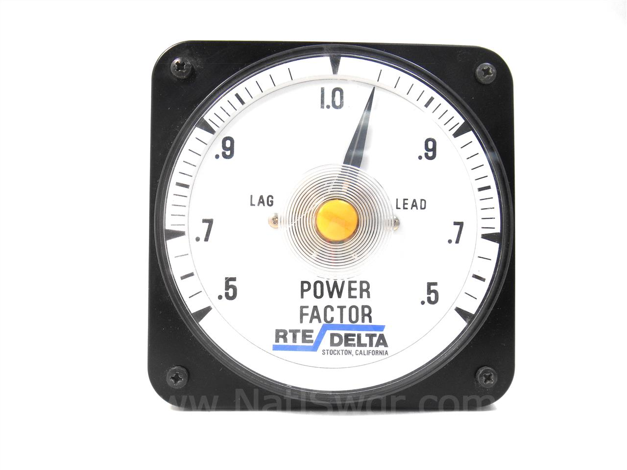 Power Factor Meter Analog : Meter lag gangbangs