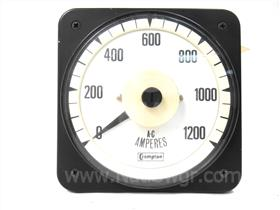 CROMPTON SWITCHBOARD AC AMMETER