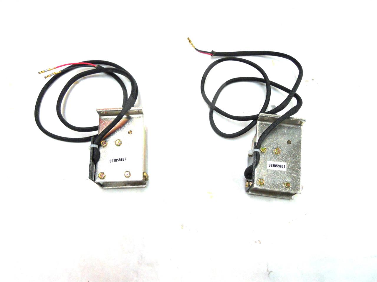 568B598G1 GE / General Electric SOLID STATE ACTUATOR, ECS / SST FOR AKR-30 / AKR-50