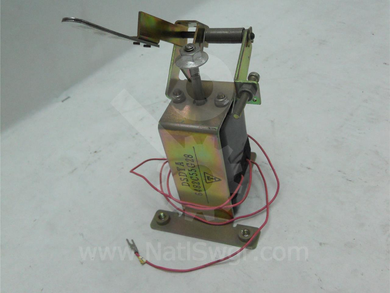 6482C55G03 Westinghouse SOLID STATE ACTUATOR  FOR DS