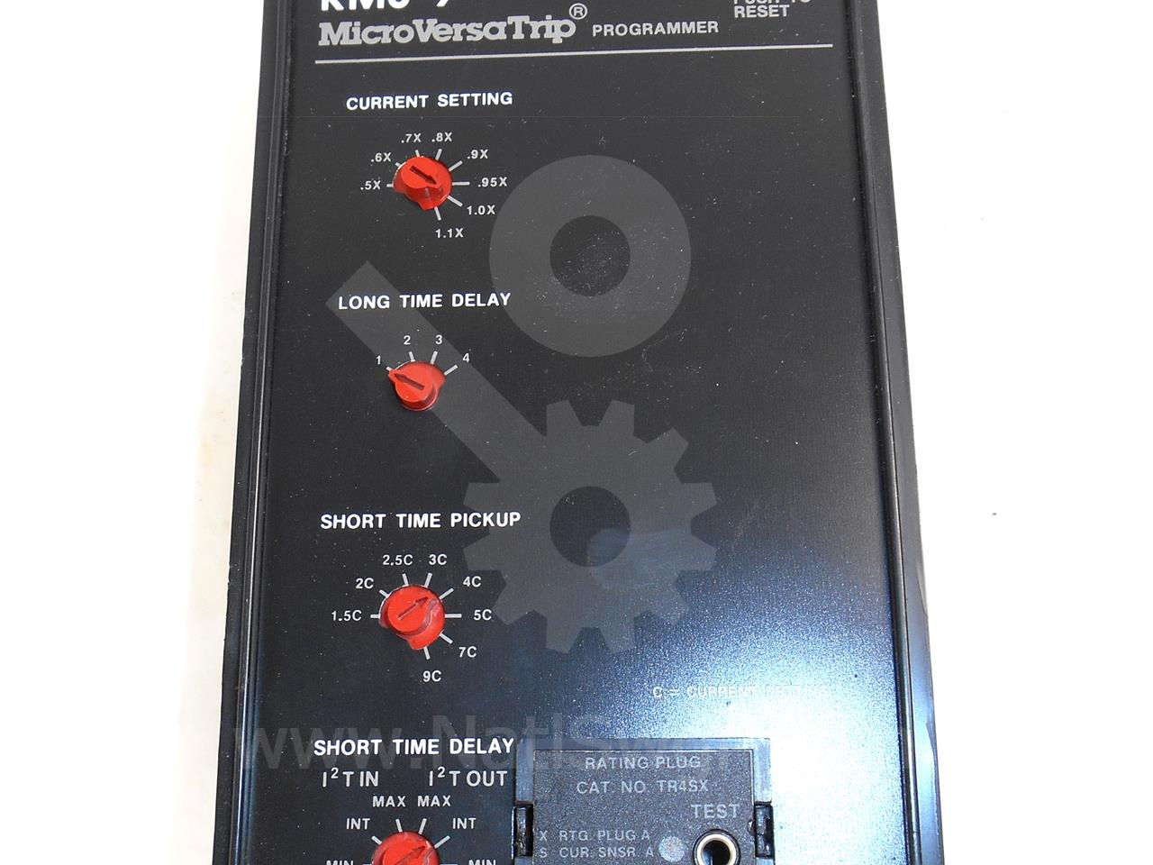General Electric GE MVT RMS-9 SOLID STATE PROGRAMMER LS