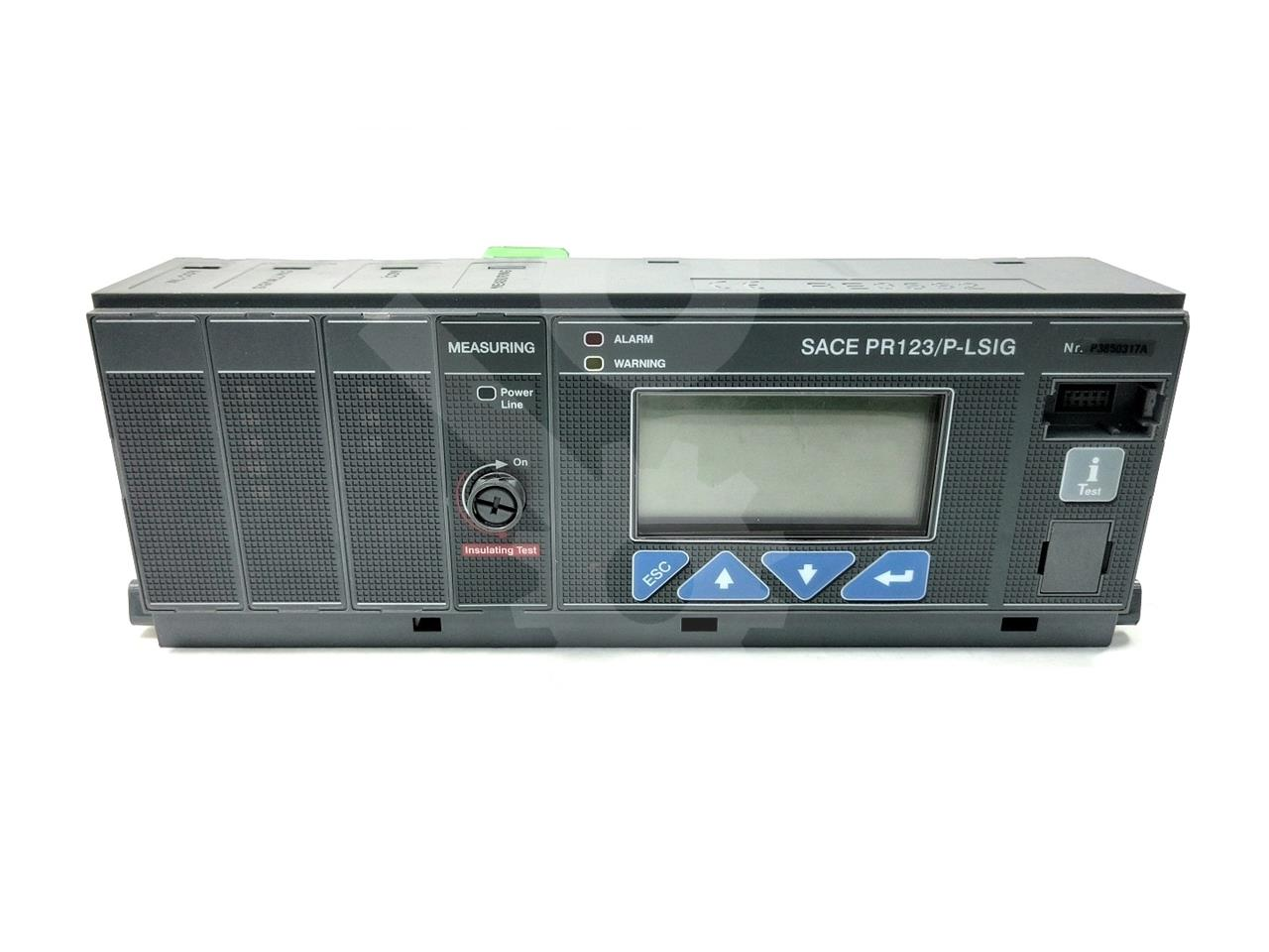 ABB / ITE / BBC ABB SACE PR123/P SOLID STATE PROGRAMMER LSIG