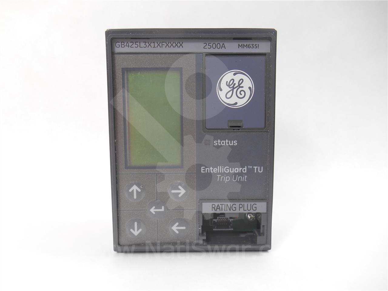 General Electric GE ENTELLIGUARD TU SOLID STATE PROGRAMMER LSI