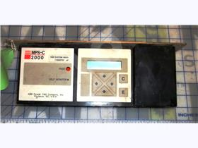 ABB MPS-C 2000 SOLID STATE PROGRAMMER LSIG
