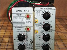 SA STATIC TRIP II SOLID STATE PROGRAMMER LSIG