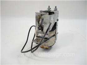 GE 125VDC UNDER VOLTAGE (UV) DEVICE ASSEMBLY INSTANTANEOUS